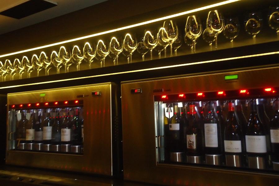 Conheça o wine bar do Parrilla Madrid