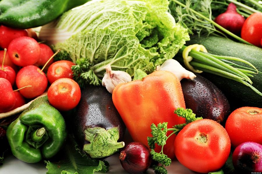 Alimentos orgânicos são foco em feirinhas