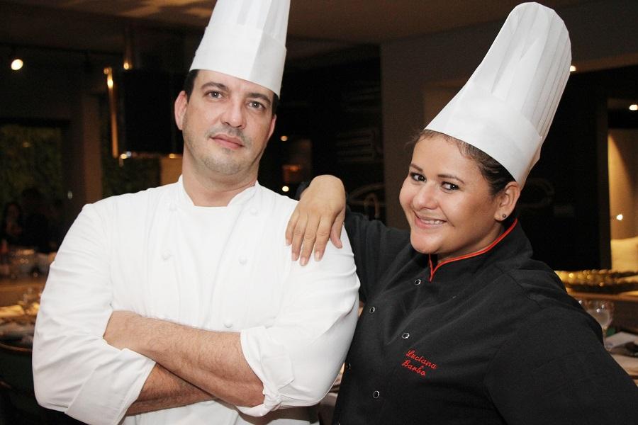 Na Casa Cor com o chef Rodrigo Sanchez