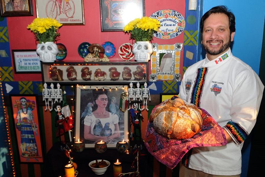 Dia de los Muertos é comemorado no El Paso