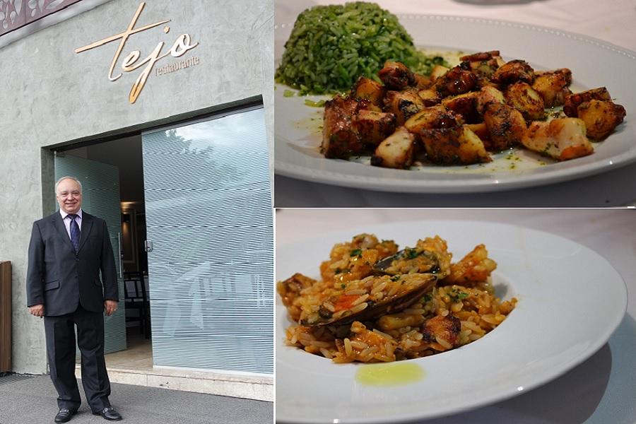 Tejo: o novo restaurante português de Brasília