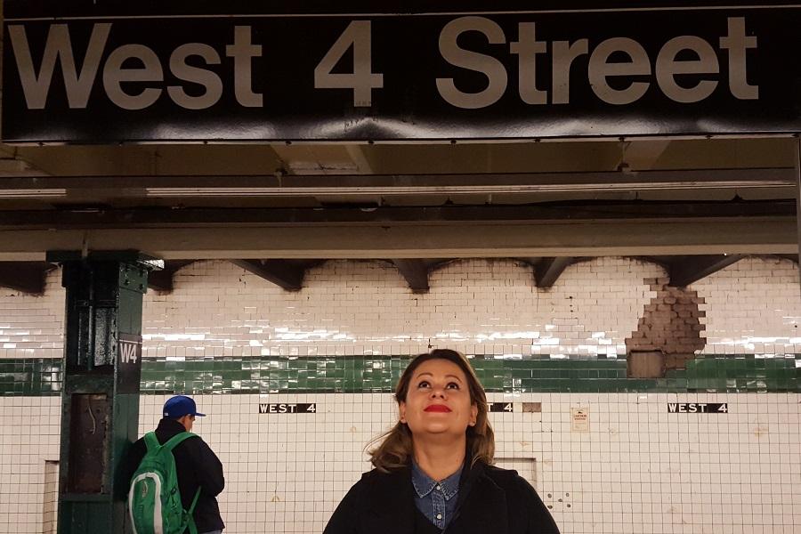Vem ver a webserie Lu Barbo em Nova York