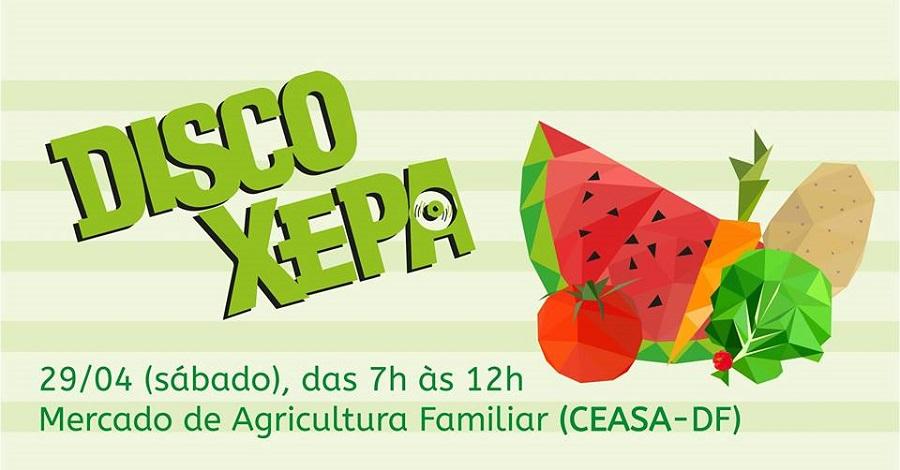 Disco Xepa tem mais uma edição neste sábado