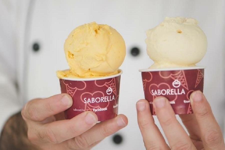 Saborella é o melhor sorvete de Brasília, diz enquete
