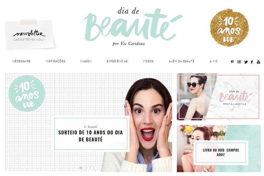Dia de Beauté faz 10 anos e promove sorteio