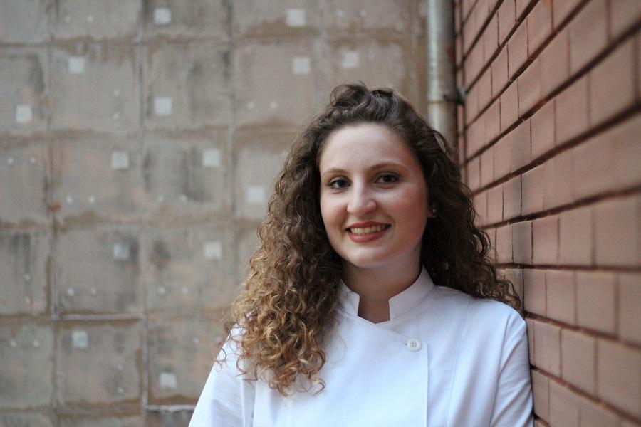 Professora Luiza Buscariolli vai dar aulas de panificação e confeitaria na Escola Henrique Salsano