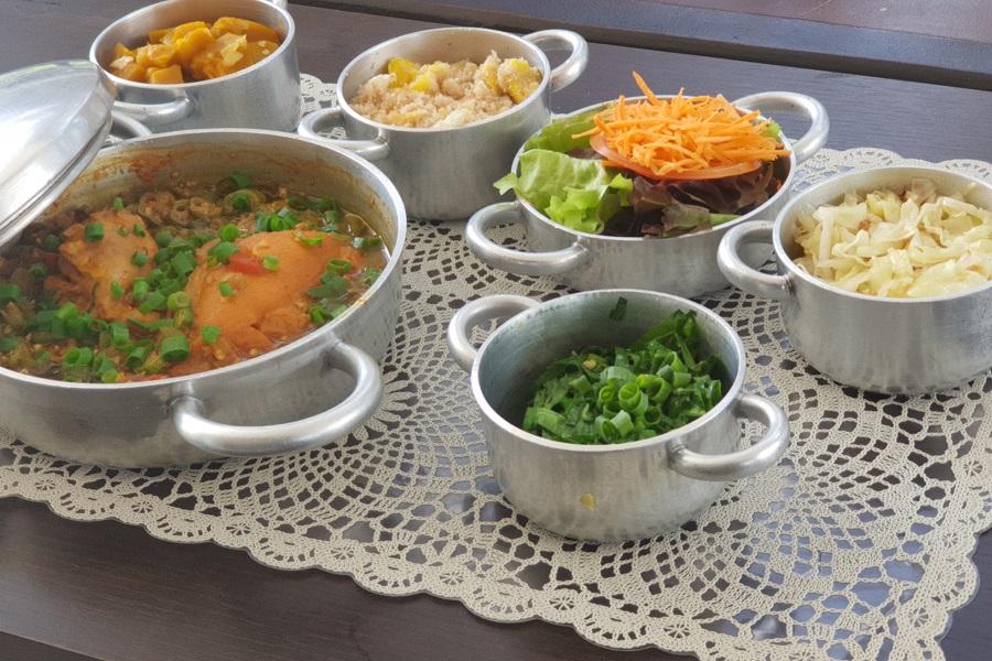 Comida caseira tem lugar no Minas Bistrô