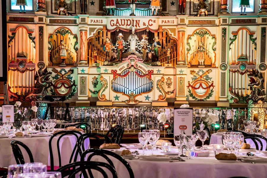 Restaurante Paul Bocuse