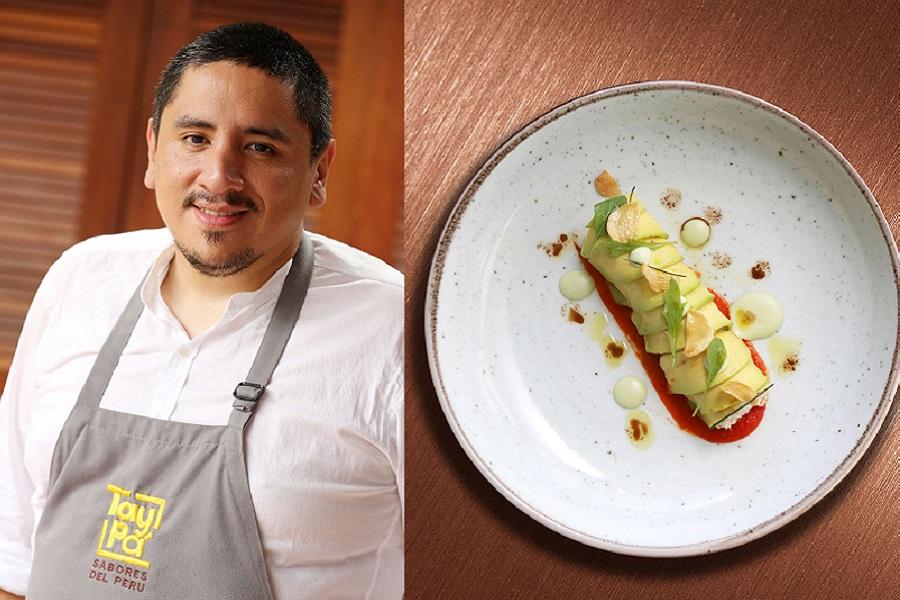 Marco Espinoza tocará o Libertad na CASACOR. Confira o menu!