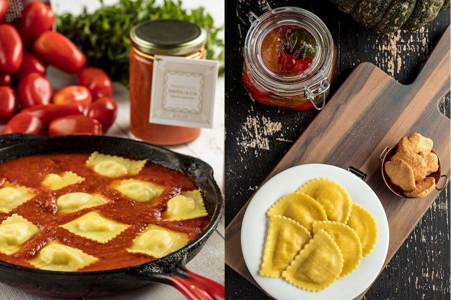 Ravióli & Cia: sabor da Itália invade o Sudoeste