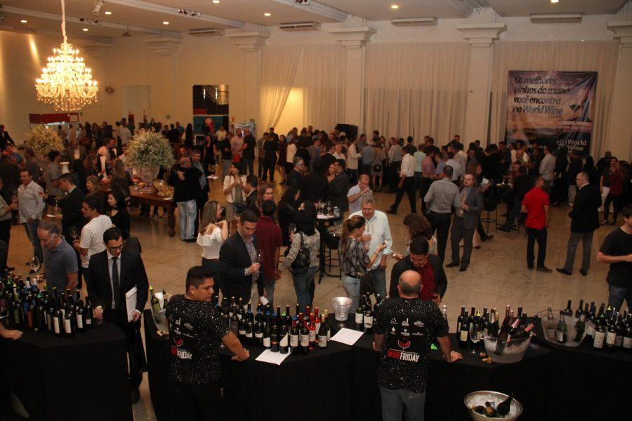 Garanta seu vinho com desconto na Wine Friday 2018