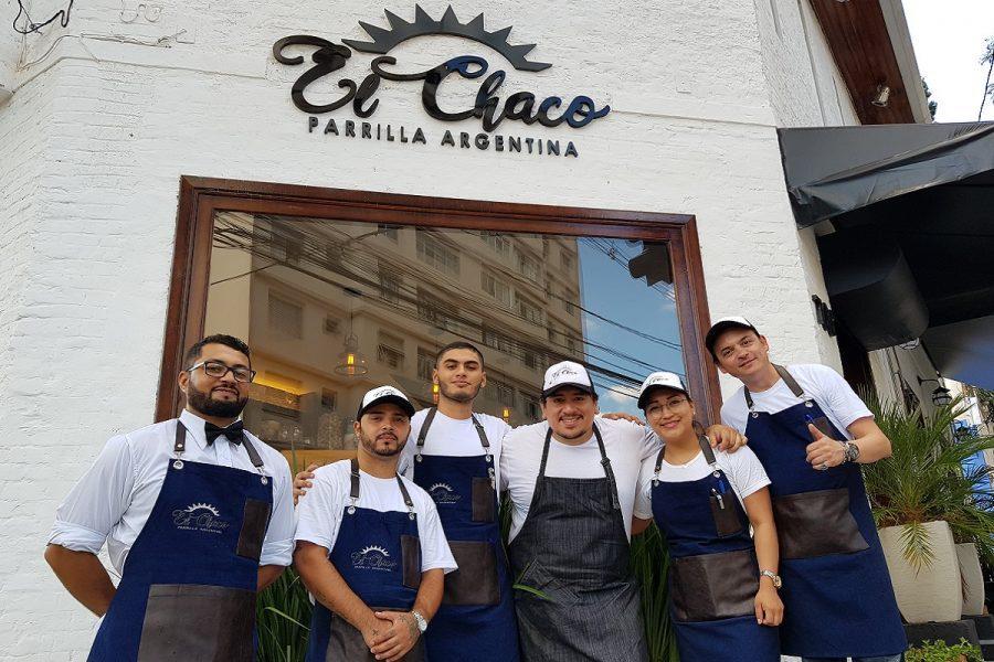 El Chaco, a nova casa de Marco Espinoza em SP
