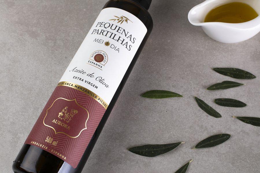 Vinícola Aurora lança azeite produzido na Andaluzia