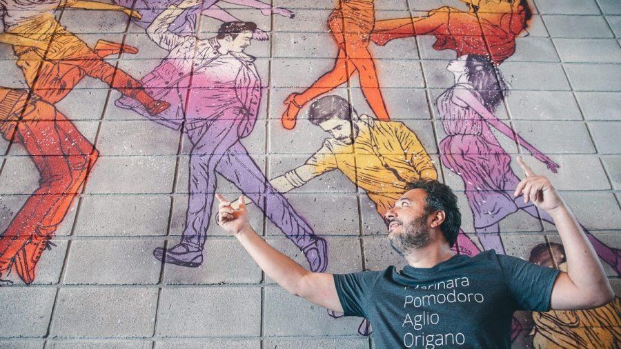 Em primeira mão: Praça Nove é nova empreitada de Gil Guimarães