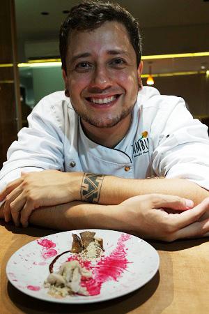 Chef Leandro Nunes