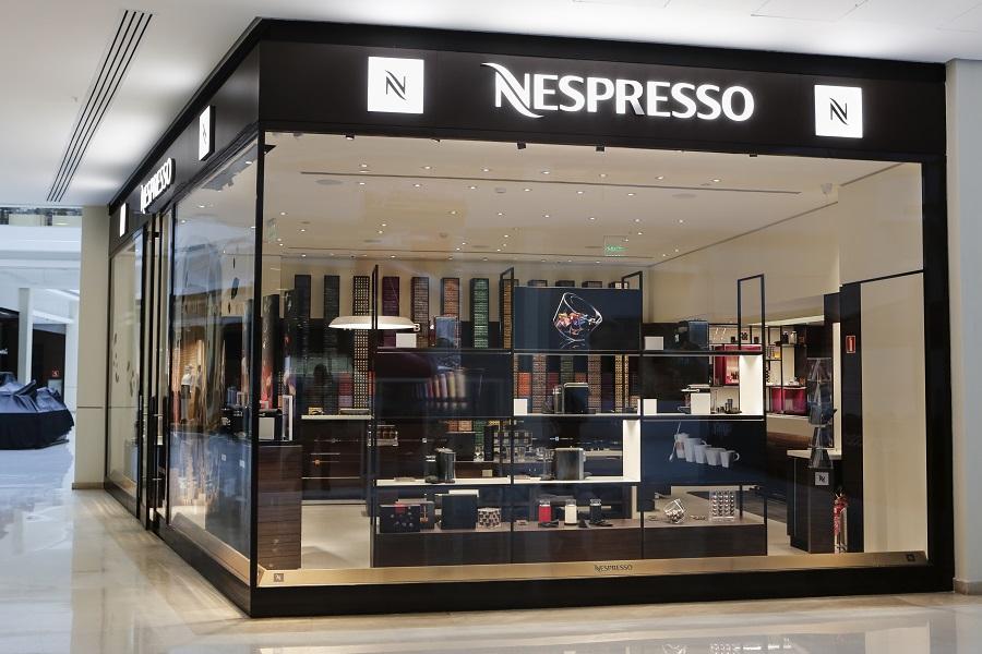 Nespresso inaugura loja do Parkshopping no dia 18