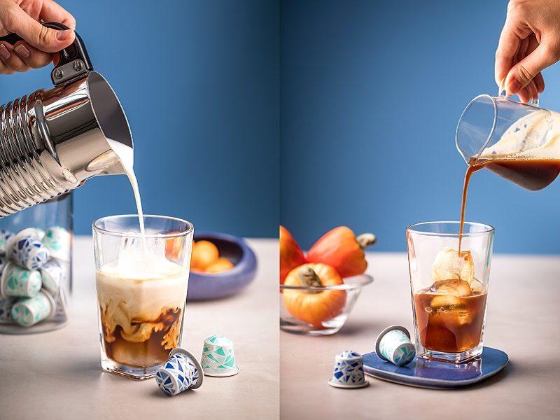 Nespresso lança café para ser tomado com gelo