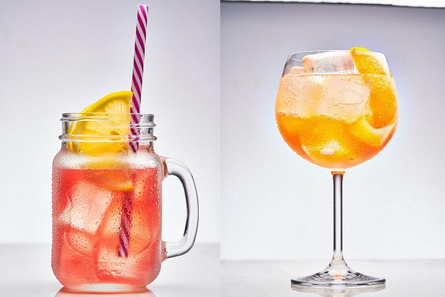 Prepare drinques refrescantes no Dia do Saquê