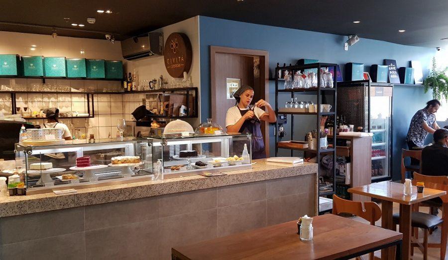 Café Civitá: para fugir do óbvio e do fast food
