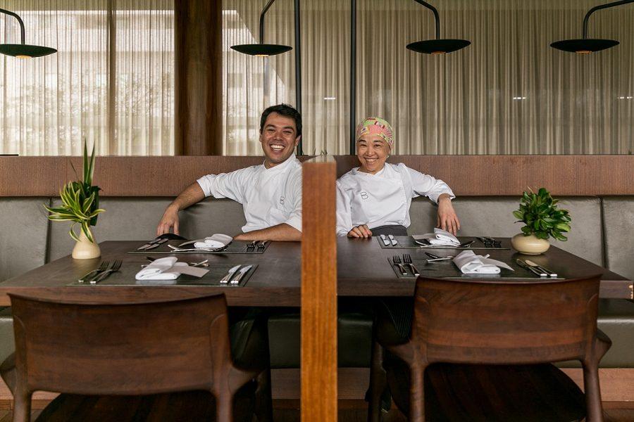 Rodrigo Sato e Sonia Takata deixam o B Hotel