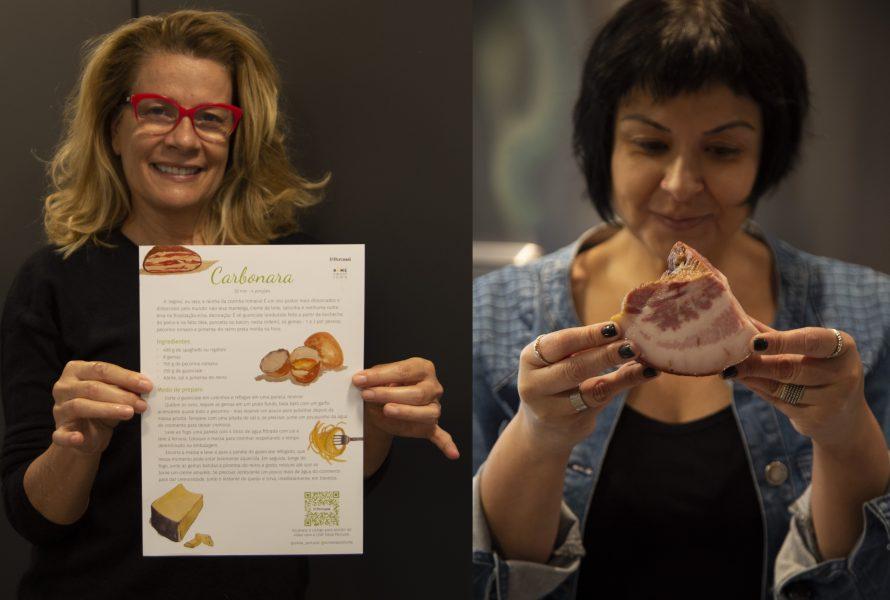 Amor pela Itália: Silvia Percussi e Letícia Rocha criam boxes especiais