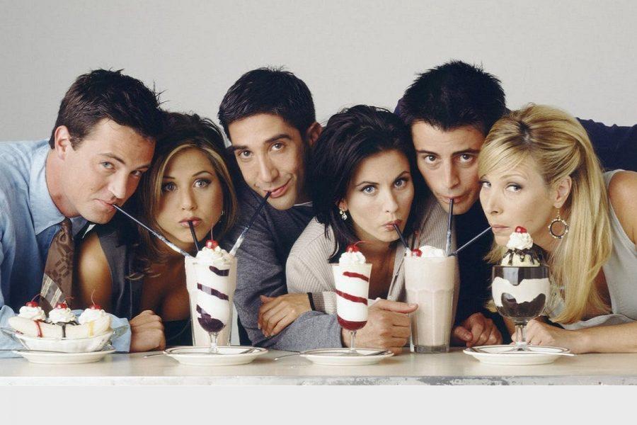 Seu amigo é fã de comida e de Friends? Eis aqui o presente ideal