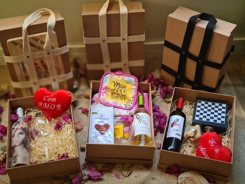 Vitruvino cria boxes para celebrar com as mães