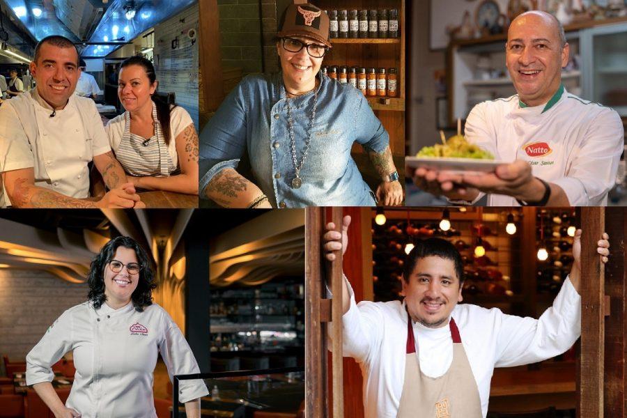 Pandemia: chefs comentam sobre aprendizados e futuro
