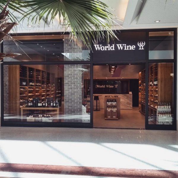 Brasília ganha nova loja da World Wine