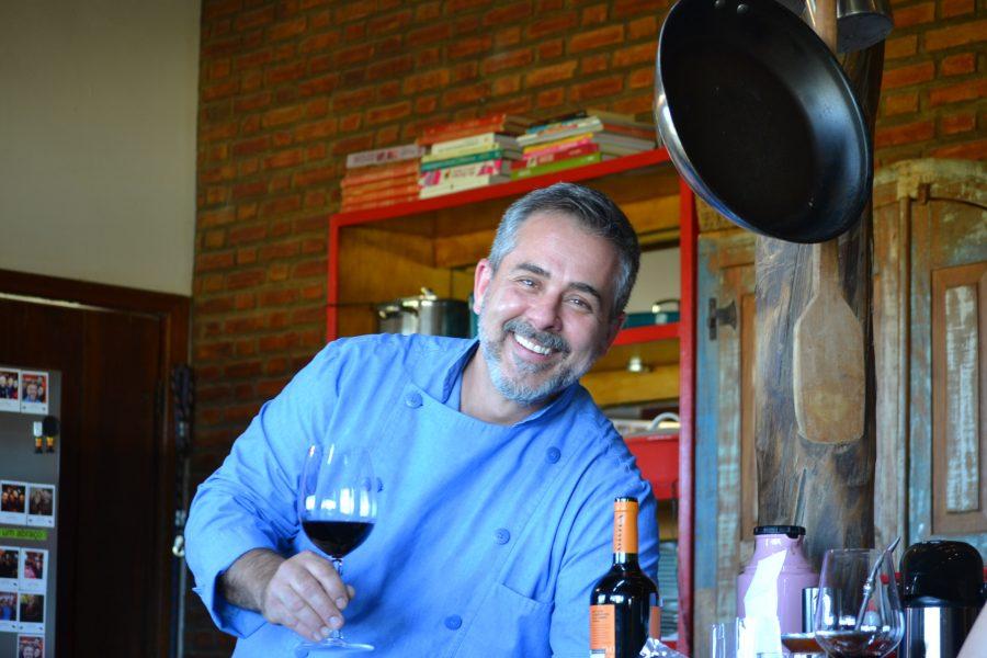 Chef Alexandre Albanese lança experiência no campo